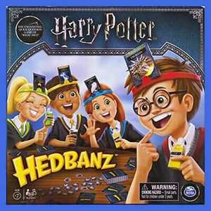 Harry Potter Hedbanz Game £13.49 + £4p&p @ Very