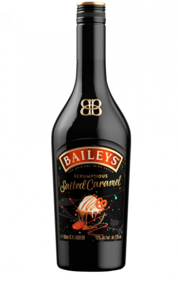 Bailey's Salted Caramel 70cl - £12 @ Sainsburys
