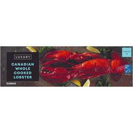 Iceland Luxury Canadian Whole Cooked Lobster 350g for £5 @ Iceland
