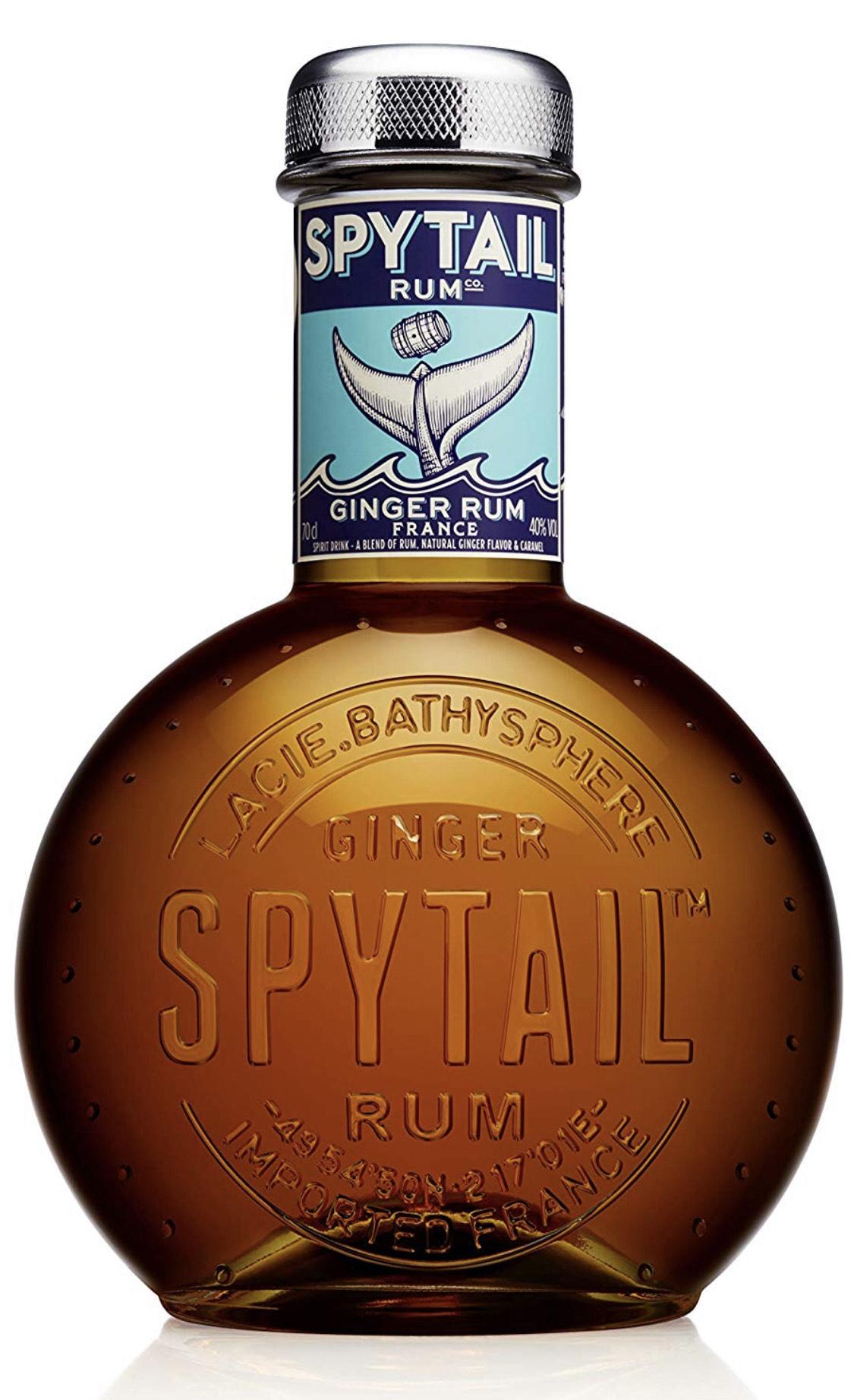 Spytail Ginger Rum, 70 cl £15.49 (Prime) / £19.98 (non Prime) at Amazon