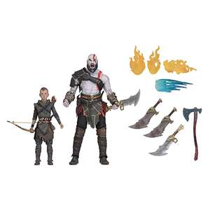 Neca God of War: Kratos and Atreus 2 pack £35.49 + £1.99 postage @zavvi