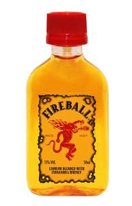 FREE sample of Fireball Cinnamon & Whisky Liqueur 33%, 5cl by FIREBALL with Amazon Pantry order min £15 spend (Prime customers)