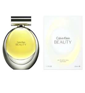 Calvin Klein Beauty Eau de Parfum 50ml £12.50 @ Boots (Free Click & Collect or £3.50 delivery)