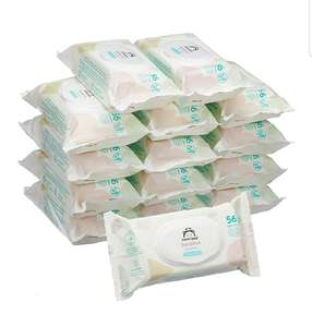 Mama Bear Sensitive Unscented baby wipes- Pack of 15 (Total 840 wipes) £10.49 (Prime) / £14.98 (non Prime) / £7.87 s&s at Amazon