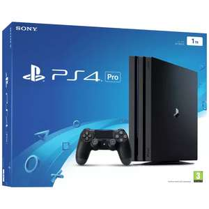 PS4 Pro 1TB Console + 2 games (choice of 14 titles) inc Call of Duty: Modern Warfare or Death Stranding + Metro Exodus or Rage 2 @ Argos