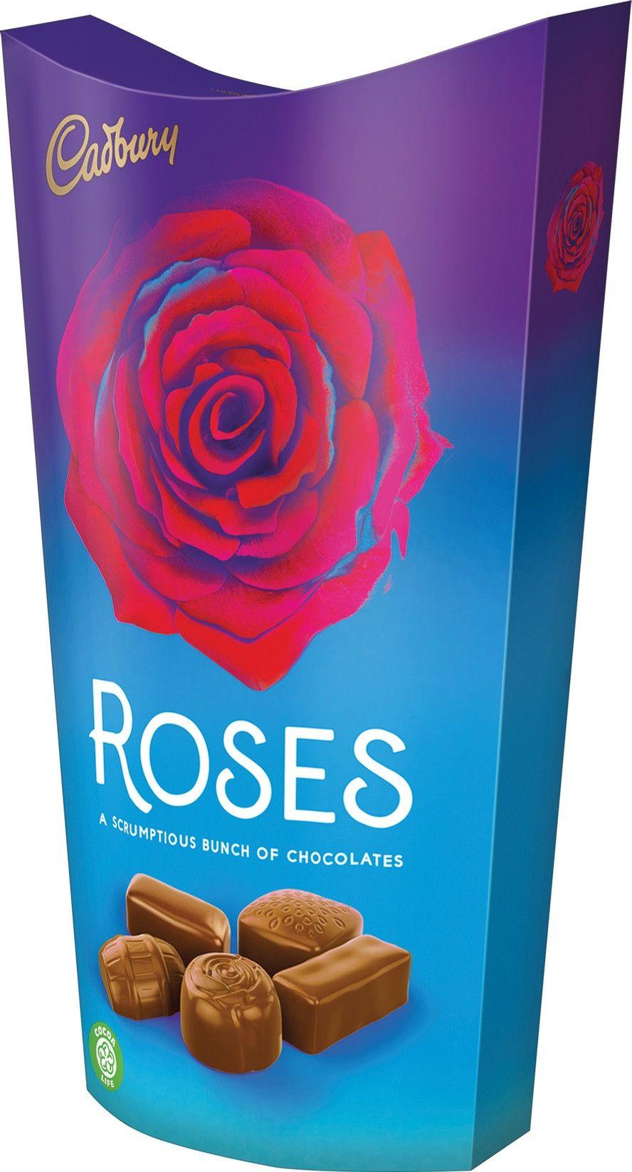 Cadbury Roses/heroes 290g £2.00 each @Sainburys