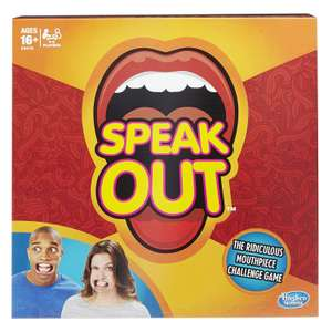 Hasbro speak out game £5.50 @ the entertainer (free click and collect for orders over £10)
