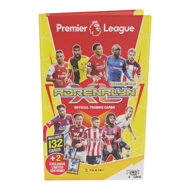 Premier league Adrenalyn XL card game advent £5 @ Argos free C&C