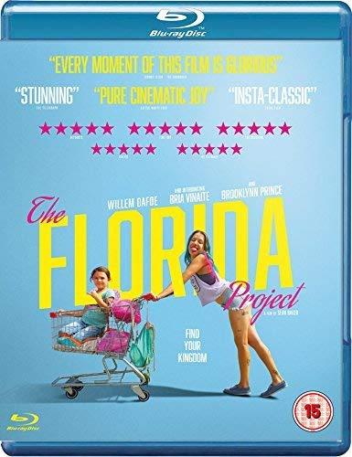 The Florida Project (Blu-Ray) £2.99 + £2.99 nonPrime @ amazon.co.uk