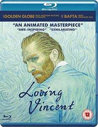 Loving Vincent (Blu-Ray) £2.99 + £2.99 nonPrime @ amazon.co.uk