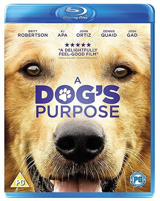 A Dog's Purpose (Blu-Ray) £2.99 + £2.99 nonPrime @ amazon.co.uk