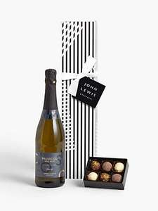 20% John Lewis Hampers & Christmas Gift Food Free Click & Collect £30+