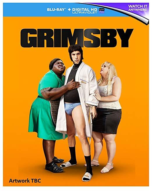 Grimsby [2016] Blu-ray + Digital copy £2.99 + £2.99 nonPrime @ amazon.co.uk