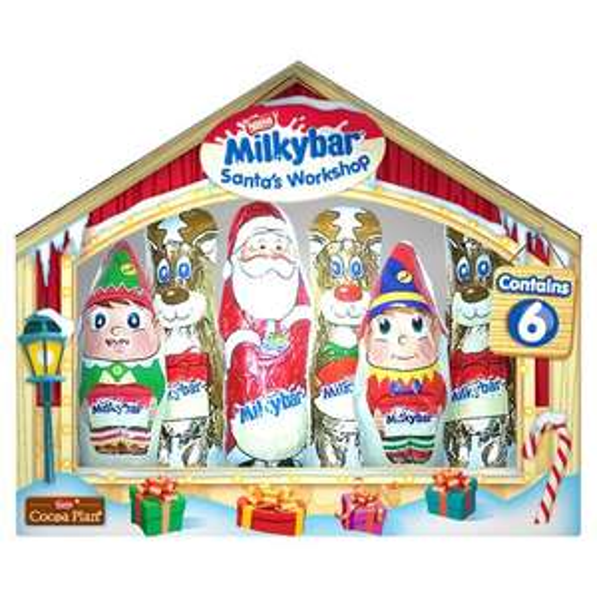 Milkybar Christmas Workshop £1.50 @ Tesco