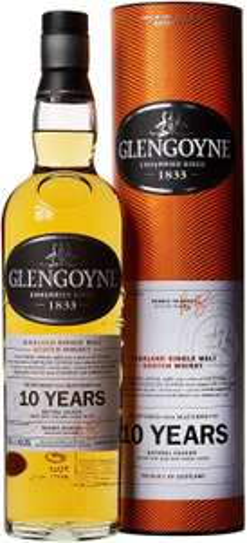 Glengoyne 10 Year Old Highland Single Malt Scotch Whisky 70cl - £24.99 @ Amazon