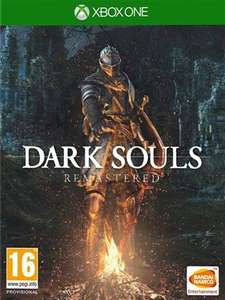 Dark souls remastered xbox one - £12 (+£1.50 Delivery) @ CeX