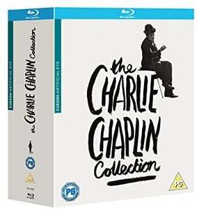 Charlie Chaplin collection BR 11 disc blu ray boxset £39.99 @ Amazon