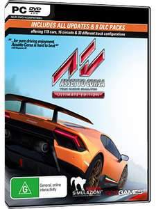 Assetto Corsa Ultimate Edition £11.50 @ MMOGA