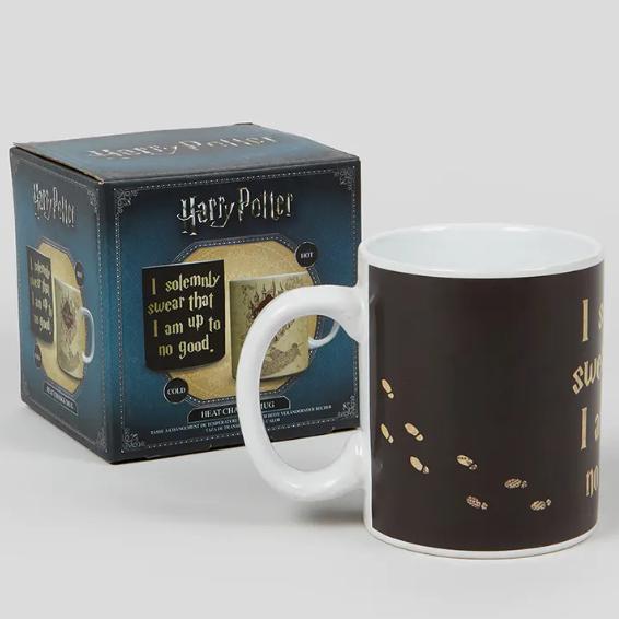 Harry Potter Heat Changing Mug £3.50 @ Matalan (Free Click and Collect)