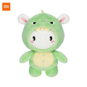 Xiaomi Mitu Plush Toy (Racer also available) £6.22 Delivered using new user code @ AliExpress Deals / MI-Fans Store