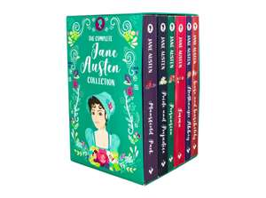 Jane Austen 6 Books Box Set - Ages 9-14 - Paperback £7.50 + Free Delivery With code @ Books2Door