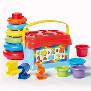 Baby Combo Activity Set £5.99 Studio + free delivery with code