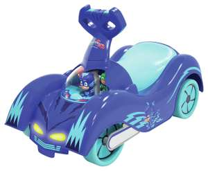 PJ Masks Catboy Cat Car Ride-On £10 @ Argos - (Free Click and Collect)