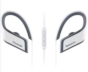 Panasonic RP-BTS30E In-Ear Wireless Bluetooth Headphones - White £13.99 delivered (Clearance) @ Argos Ebay