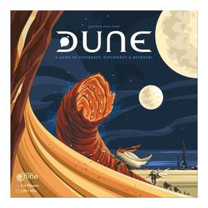 Dune (2019) Board Game £34.15 with code @ Chaos Cards