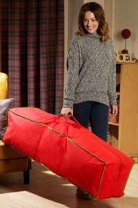 Tree and Garland Storage Bag from 88p for Small Bag @ Studio + £4.99 delivery