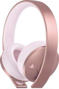 Gold Wireless Headset - Rose Gold Edition (PS4) £47.85 Delivered @ Shopto