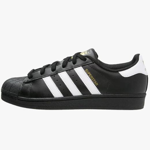 adidas Originals Mens Superstar Foundation Trainers in Black/White £41.99 Delivered @ Zalando