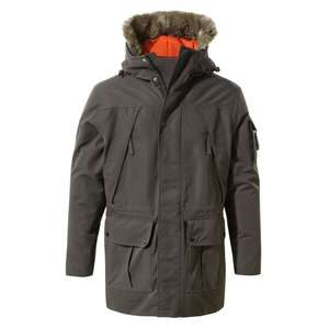 Spend £70 or more & save Extra 10% + Free Standard Delivery on orders over £60 Bishorn Jacket 50% off + Extra 10% £89 .99 @ Craghoppers