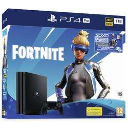 PS4 Pro 1TB Fortnite Neo Versa Bundle + 2000 VBucks + 2 Games (inc Death Stranding/Modern Warfare/Days Gone + Harvest Moon Mad Dash) @ Argos