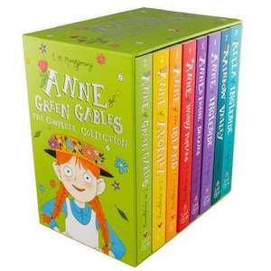 Ann of Green Gables: The Complete Collection - £12.74 (Prime) £18.23 (Non Prime) @ Books2Door & Fulfilled by Amazon