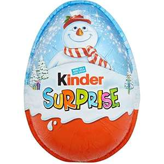 100g Christmas kinder surprise - £1.99 @ Home Bargains (Walsall)