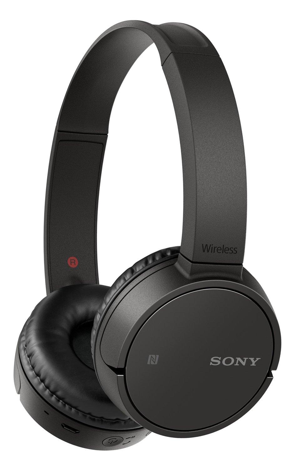 Sony WH-CH500 On-Ear Wireless Headphones - Black - £29.99 @ Argos