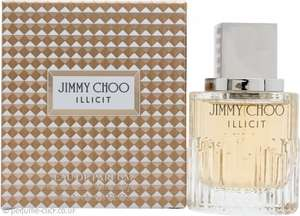 Jimmy Choo Illicit 40ml eau de parfum spray £21.90 + 7.47%TCB (new customer) at Perfume click