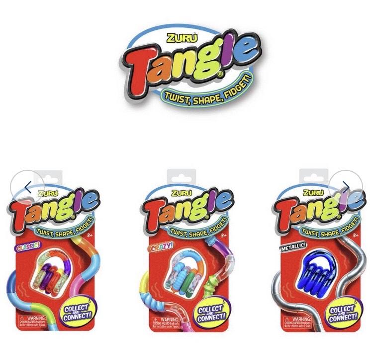 Zuru Tangle Fidget Toy £3 at Argos