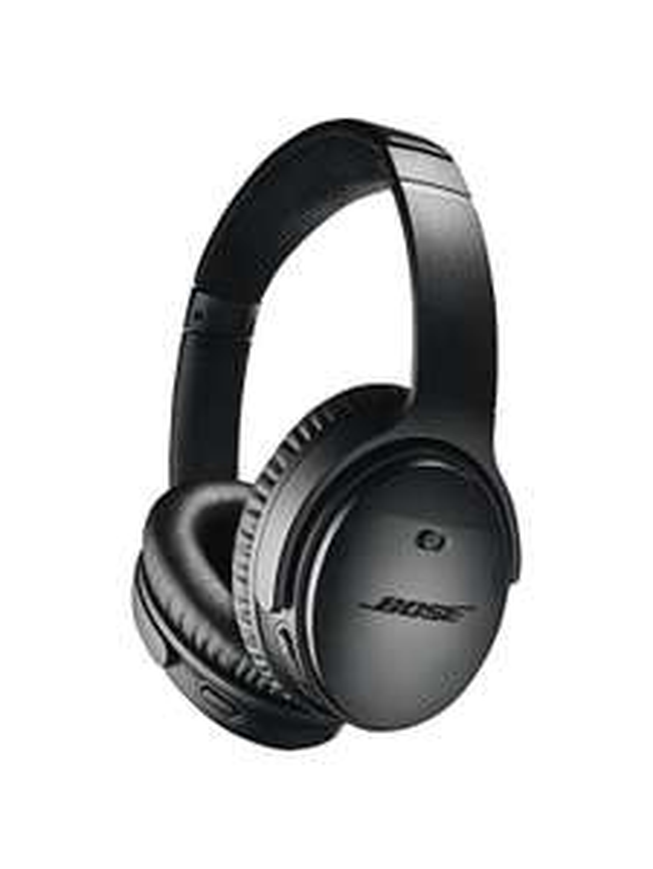 Bose® QuietComfort® Noise Cancelling® QC35 II Over-Ear Wireless Bluetooth NFC Headphones £224 @ John Lewis & Partners