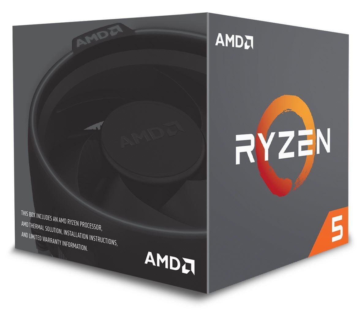AMD Ryzen 5 2600X processor 3.6 GHz Box 16 MB L3 £114.05 at Lambda-tek