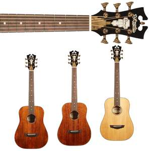 D'Angelico Premier Utica 3/4 Acoutstic Guirtars - Koa / Mahogany / Spruce - £101.95 Each Delivered @ GuitarGuitar