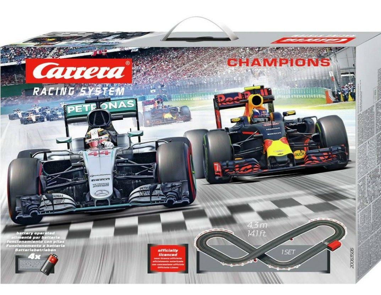 Carrera Mercedes F1 £15 @ Argos