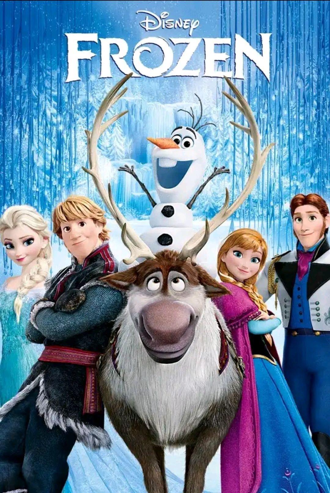 Frozen HD digital on Google Play Movies £6.99