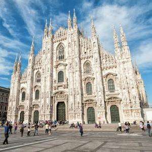 Flights to Milan from £10.00 @ Holiday Pirates