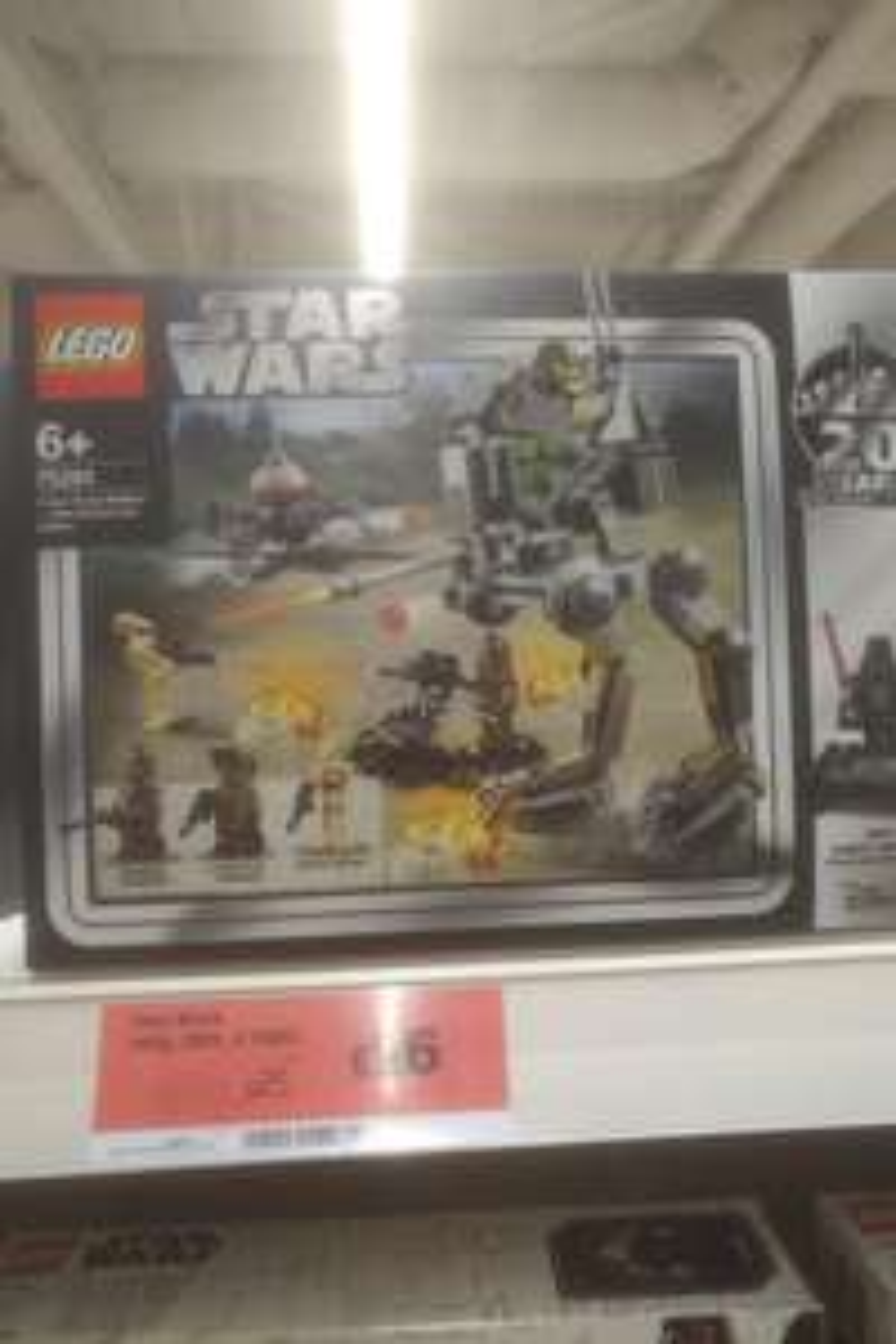 Lego 75261 Clone Scout Walket 20th Anniversary £16 @ Sainsbury's Chingford, London