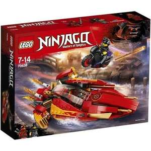 Lego Ninjago Katana V11 70638 £10 at Sainsbury's Chingford, London