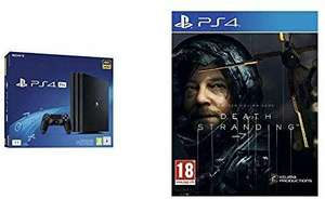 PS4 Pro 1 TB + Death Stranding £265.62 @ AMAZON FRANCE