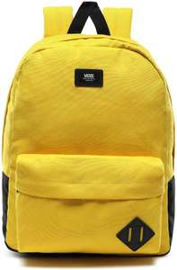Vans Old Skool III Backpack Casual Daypack 42 Centimeters 22 Yellow (Sulphur) £12.63 Prime / £17.12 Non Prime at Amazon