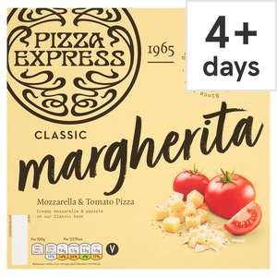 Pizza Express Margherita Pizza 245G £2.50 at Tesco